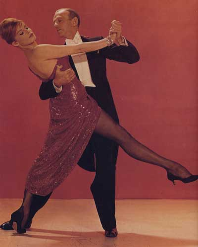 Image result for Fred Astaire and Barrie Chase