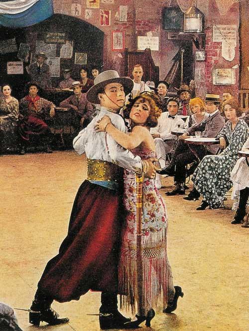 American Tango Figures